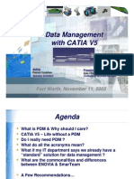 Why Catia Pdm