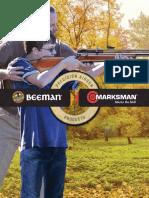 Beeman Marksman 2019 Catalog