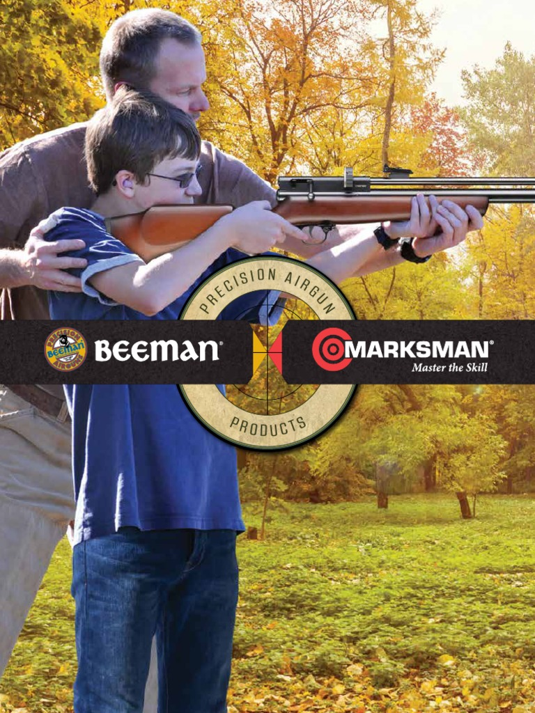 Beeman Marksman 2019 Catalog | Gun Barrel | Rifle