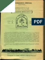 División Neófita: Neófito: Grado 1 monografía 9 - Grado 2 monografía 9.