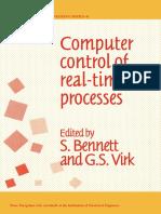 Bennett, Stuart; Virk, Gurvinder S Computer Control of Real-time Processes