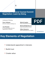 SOS Pt4 Negotiation Learn by Doing