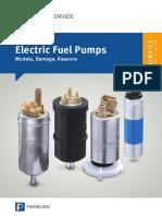 Electric Fuel Pumps Models Damages Reasons 52495