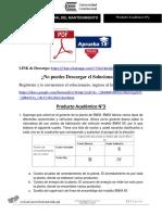 Producto académico N°3 - GESTIÓN INTEGRAL DEL MANTENIMIENTO