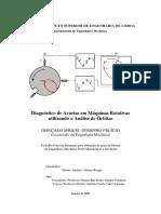 Diagnóstico de Avarias Em Máquinas Rotativas Utilizando a Análise de Órbitas_Dissertação