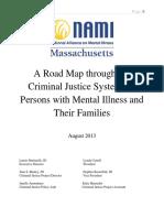 Criminal Justice System Mental Illness Road Map