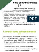 La Moral Como Contranaturaleza