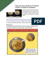 Cómo comprobar monedas de 5 Soles.docx