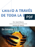 Cristo a Través del Antiguo Testamneto, por Azael Alvarez.pptx