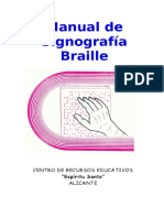 Signografia Basica Braille(Korbyme)