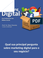 Marketing Digital - Conexão Sebrae
