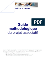 Guide Methodologique Projet Associatif