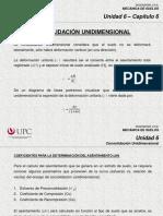 6.6 Consolidación Unidimensional (MSD) (1)