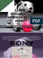 Jesús Augusto Sarcos Romero - Aibo, Inteligencia Artificial en Un Perro