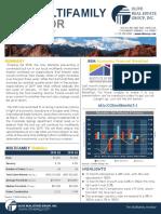 Colorado Springs Multifamily Investor Newsletter 2019Q1
