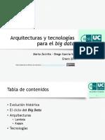 tema 3.2 Arquitecturas y tecnologías para el big data.pdf