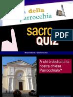 Sacro Quiz