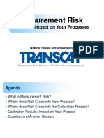measurementriskandtheimpactonyourprocesses-rev4-140630144538-phpapp02.pdf