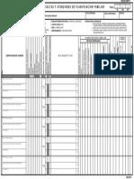 PMOInformatica Modelo de Plan de Trabajo - Organizacional