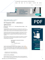 El Transistor NPN - Estructura y Aplicaciones