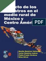 Impacto de los siniestros en el medio rural de México y Centroamérica