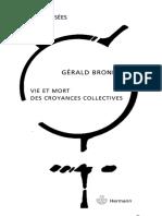 Bronner- Vie et mort des croyances .pdf