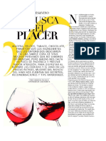 Reportaje Mujer y Vino - Publimetro - Sept 2012