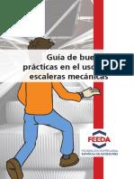 Gua Buenas Prcticas Escaleras Mecnicas