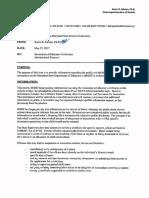 MSDE Superintendent Karen Salmon Memo RevocationEducatorCertificates