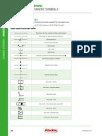 Hydraulic and Pneumatic Symbols