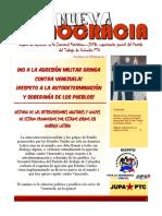 No Al Intervencionismo Gringo en Venezuela - JUPA PTC. Febrero 2019