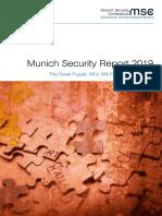 MSC_Munich Security Report 2019_20190125