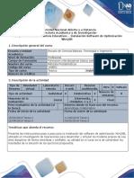 Guía Para El Uso de Recursos Educativos - Relación de Datos Para Situaciones Problema