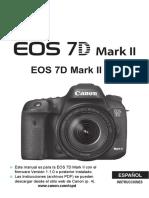 manual canon 7d mark ii