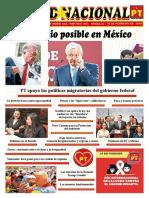 Unidad Nacional 15 de Febrero de 2019