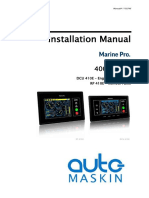 400E Series Installation Manual