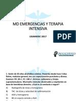 Emergencia y T.I