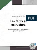 Fundamentos NIIF y NIC U2 B2 Apropiacion Las Nic y Su Estructura (1)