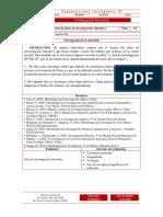 ACT3. OI. Ideas de Investigación. Florencio