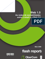 Web 1.5 As redes de sociabilidades entre o email e a Web 2.0