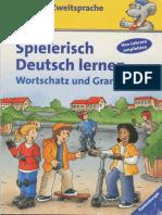 Holweck a. - Spielerisch Deutsch Lernen. Wortschatz Und Grammatik. Lernstufe 2