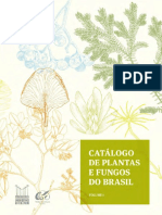 Catalogo de Plantas e Fungos -Vol 1 - 871pag