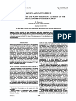 Engineering Secondary Metabolite Production in Plants