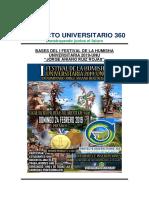 Festival de La Humisha Universitaria