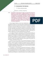 01 DECRETO 359-2009 Establece y Regula La Respuesta Educativa a La Diversidad