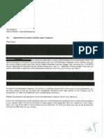 David Barrick's NPCA employment contract