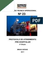 ITO 23 - 2ª Edição (2017)
