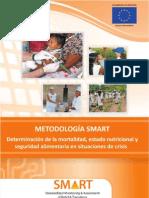 Manual de Metodología de Monitoreo Nutricional en Emergencias (SMART)