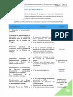 Evaluacion y Monitoreo Pmrs