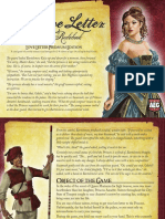 Love Letter Premium Rulebook